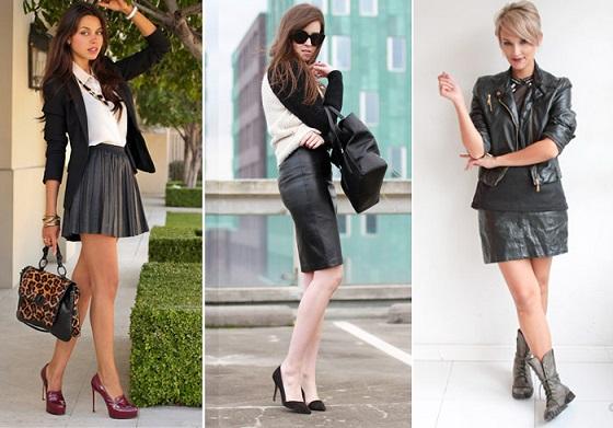 modelos-de-saias-de-couro-femininas-moda-2014-5