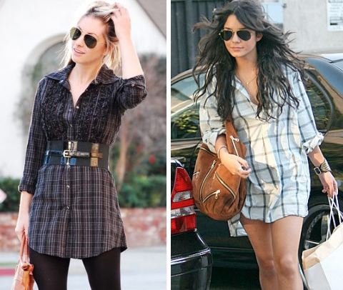 modelos-de-vestidos-camisa-femininos