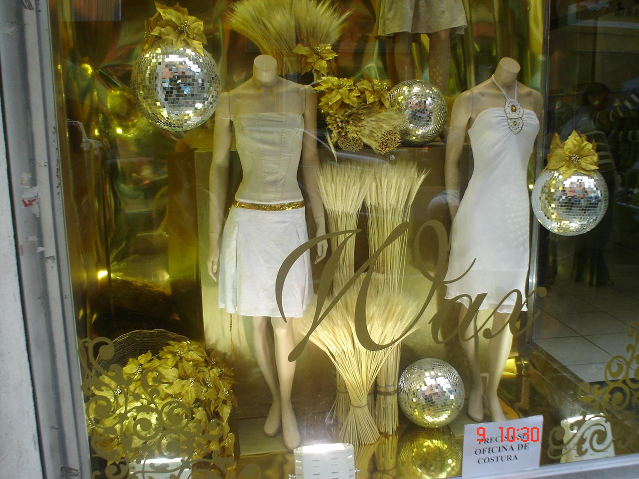 Decoraç u00e3o de Natal para Lojas Ideias, Modelos # Decoração De Outono Para Lojas