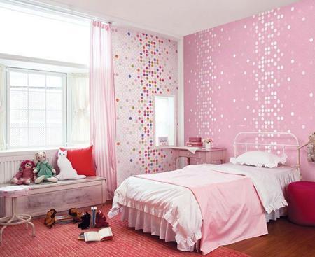 decoracao-rosa-para-quarto-de-menina-2014-2