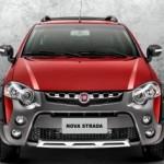 Novo Fiat Strada 2014: Fotos, Preços