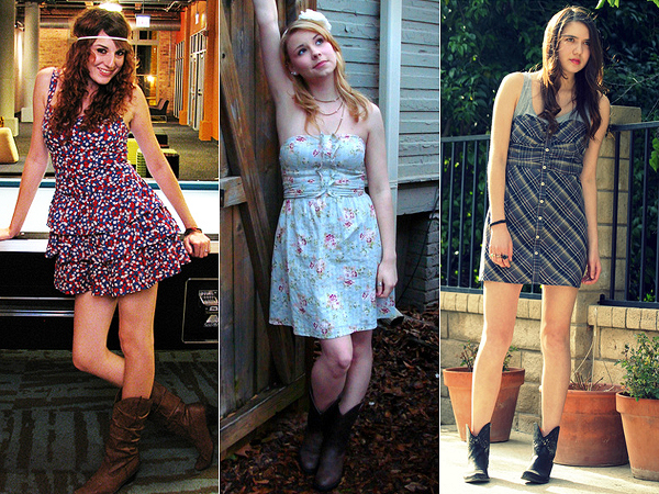 modelos-de-botas-para-usar-com-vestido-9