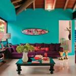 Móveis Coloridos na Decoração: Fotos, Como Usar