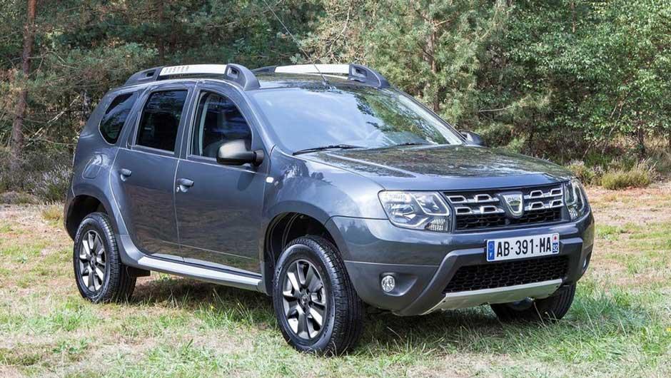 Novo Duster 2014 chegará com o nome Dacia e embora não seja