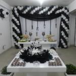 Decoração de Festa Preto e Branco: Dicas, Fotos