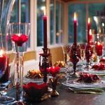 Dicas para Decorar a Mesa de Natal 2013: Fotos, Ideias
