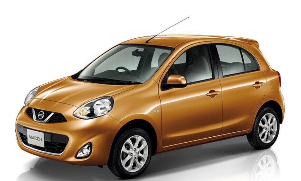 Nissan March 2014 – Preços, Fotos