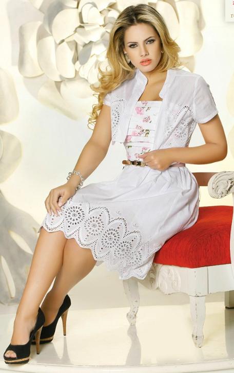 6b0d384533 Portanto os vestidos evangélicos para festa moda 2014 estão super bonitos