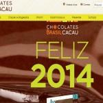 Site Chocolates Brasil Cacau, www.chocolatesbrasilcacau.com.br