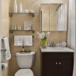 Decoração de Banheiros Pequenos e Simples: Fotos e Dicas