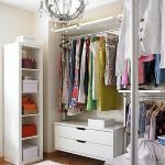 Modelos de Closets Pequenos e Elegantes