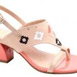 Sandálias com Salto Bloco Moda 2014