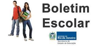 Boletim Escolar 2014