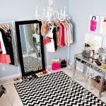 Dicas para Montar um Closet Bonito e Barato: Fotos, Modelos