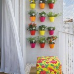Mini Jardim na Varanda de Apartamento – Fotos, Como Decorar