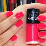 Esmaltes Color Show Maybelline
