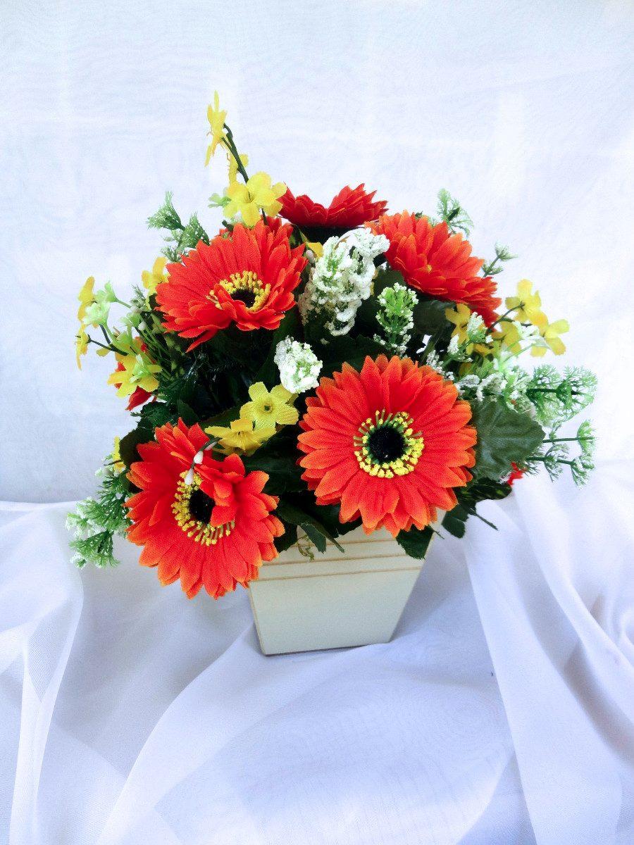 arranjos de flores artificiais para salas  dicas  fotos