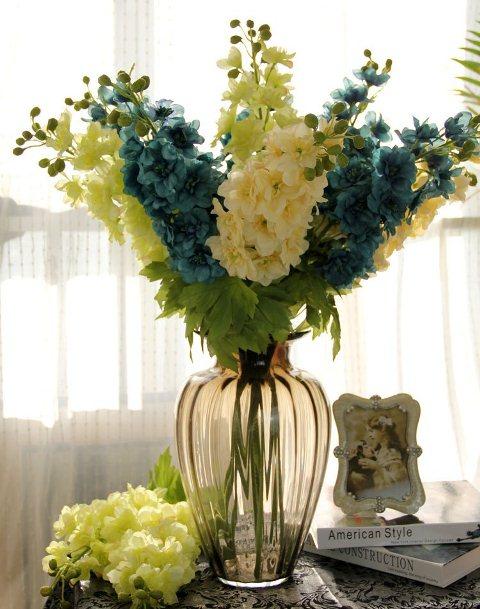Arranjos de Flores Artificiais para Salas Dicas, Fotos