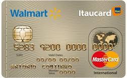 Cartão Walmart