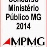 Concurso Ministério Público MG 2014