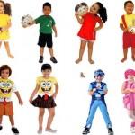 Fantasias para carnaval para Crianças