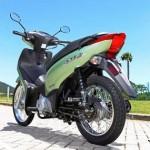 Nova Honda Biz 2015: Fotos e Preços