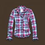 Camisas Femininas Xadrez