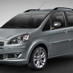 Novo Fiat Idea Sublime 2014
