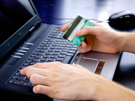 Pagar Contas pela Internet