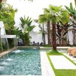 Piscinas Decoradas com Jardim: Fotos