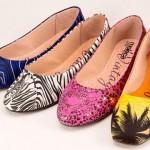 Sapatos Verão 2014: Tendências, Modelos