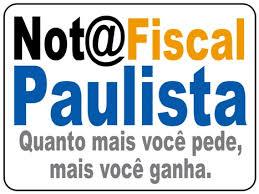 Sorteios Nota Fiscal Paulista 2014