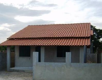 Telhados de casas simples e modernas fotos modelos for Casas modernas simples