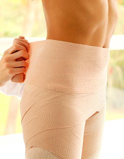 Bandagem Quente e Fria
