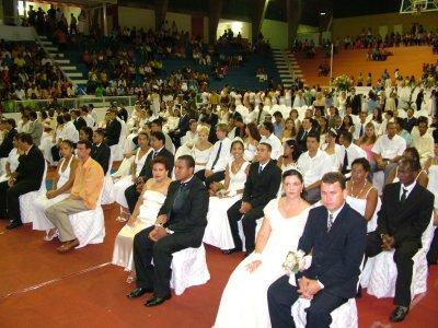 Casamento Comunitário 2015