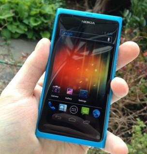 Celulares Nokia com Android
