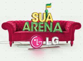 Promoção Sua Arena LG