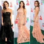 Vestidos de Renda Longos Moda 2014