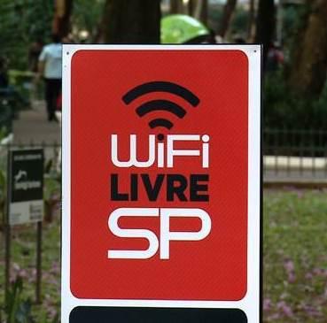 Wifi Livre em São Paulo