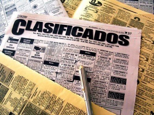 Classificados O Globo Empregos