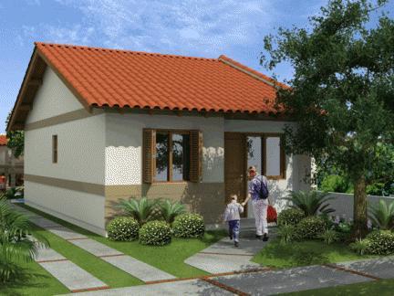 Top disenos de frentes de casas wallpapers - Diseno de casas pequenas ...