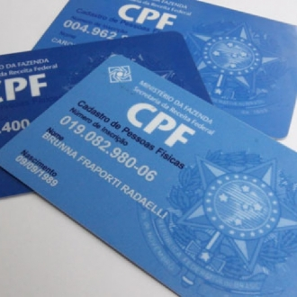 Consulta CPF Regular