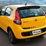 Fiat Palio 2015: preços, versões