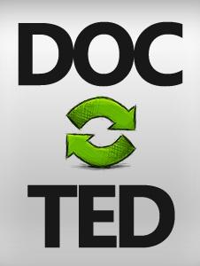 DOC e TED