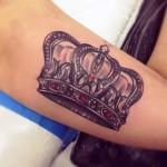 Tatuagens de Coroas