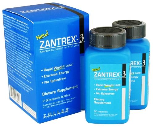 Zantrex 3 Remédio para Emagrecer