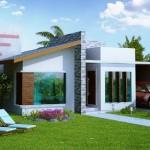 Fachadas de Casas com Garagem