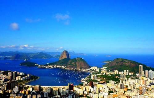 Pontos Turísticos no Rio de Janeiro