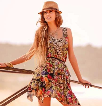 Vestidos Verão 2015: modelos