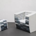 Cadeiras e Poltronas Criativas para o Quarto